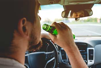 Driving while drinking liquor | Colorado Springs attorney